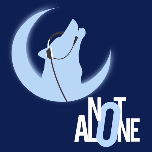 Cover image of Not Alone