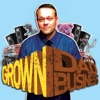 Grown Dad Business with Aaron Kleiber artwork