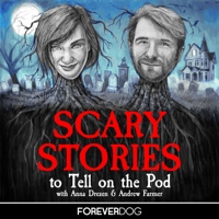 Podcast cover art for Scary Stories To Tell On The Pod