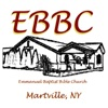 Emmanuel Baptist Bible Church of Martville, NY artwork