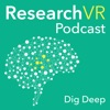 Research VR Podcast - The Science & Design of Virtual Reality artwork