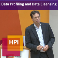 Data Profiling and Data Cleansing (WS 2014/15) - tele-TASK podcast