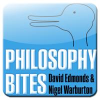 Podcast cover art for Philosophy Bites
