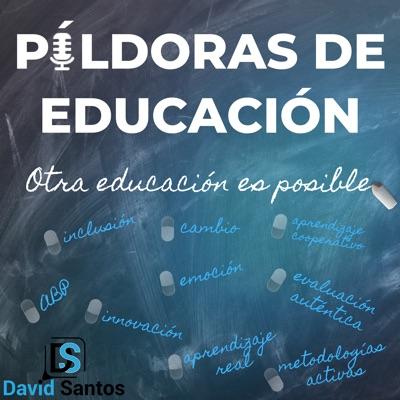 Píldoras de educación:David Santos