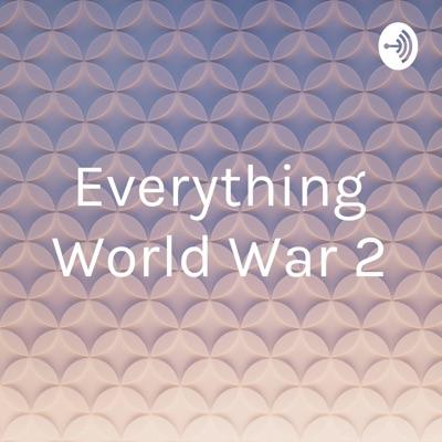 Everything World War 2:Sara