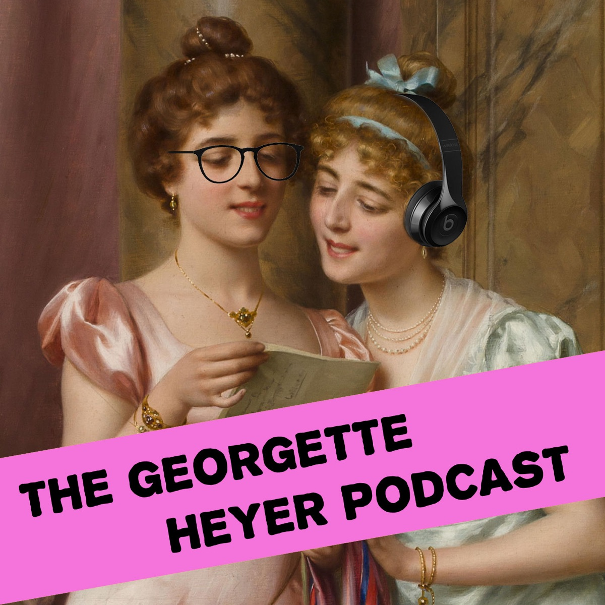 The Georgette Heyer Podcast