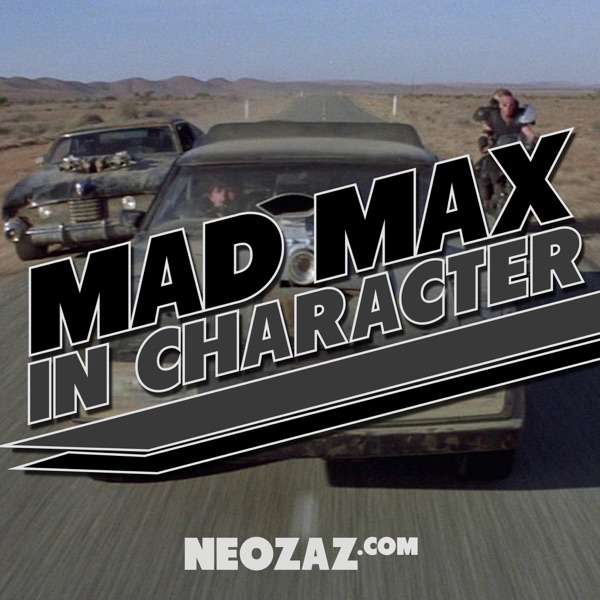Mad Max In Character