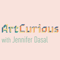 Podcast cover art for ArtCurious Podcast