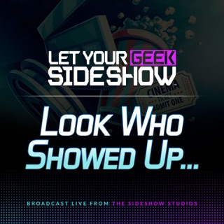 Pop Culture & Movie News - Let Your Geek SideShow on Apple