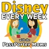 Disney Every Week with the PassPorter Moms artwork