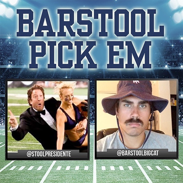 Barstool Pick Em - College Week 12