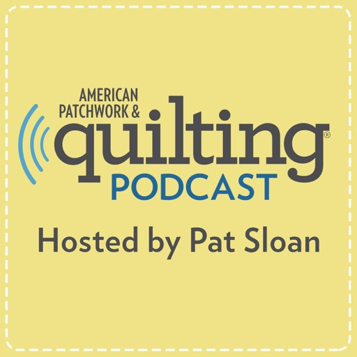 Cover image of American Patchwork & Quilting Podcast