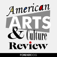 Podcast cover art for American Arts & Culture Review with Clay Tatum and Whitmer Thomas