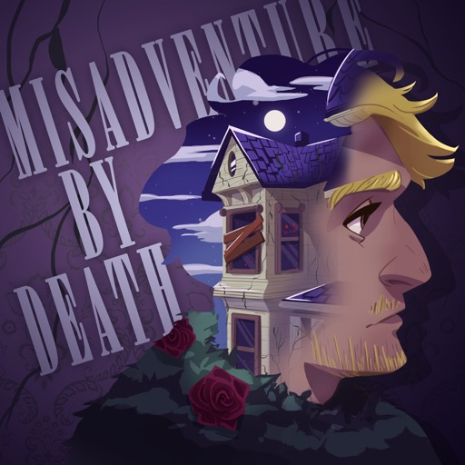 Cover image of Misadventure by Death