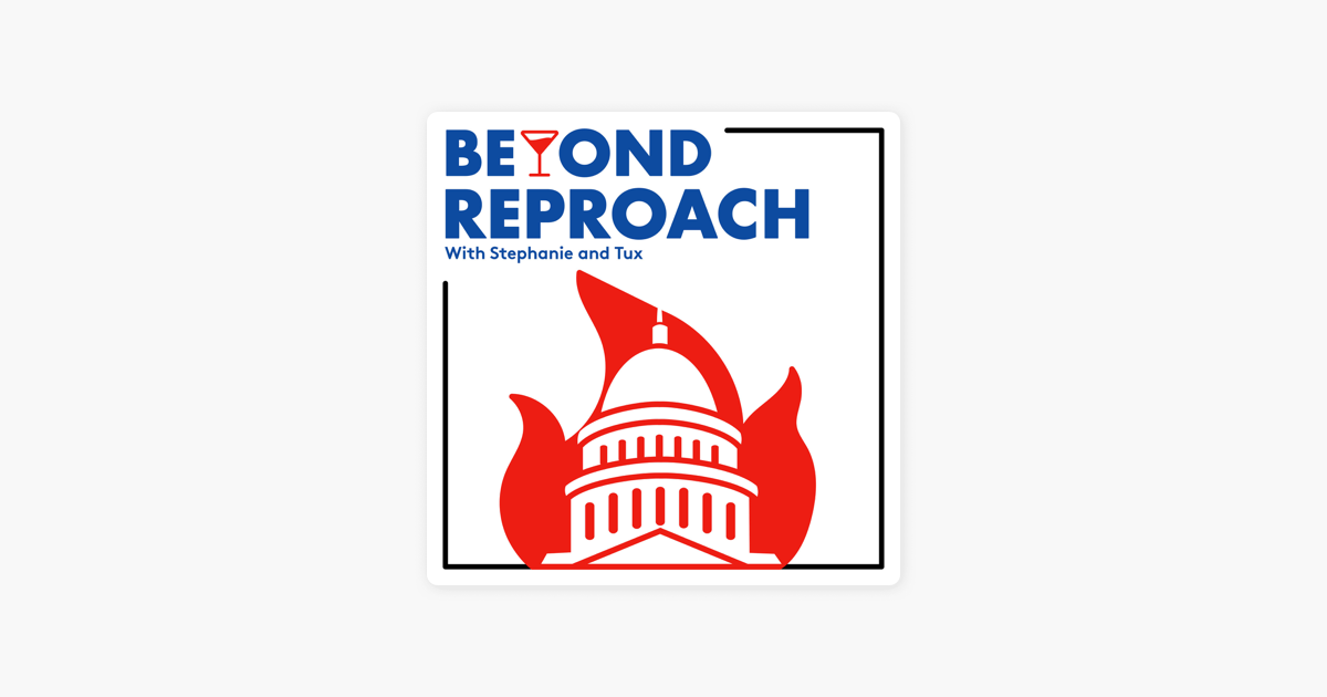 Beyond Reproach on Apple Podcasts
