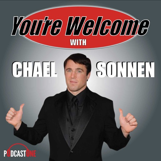 Cover image of You're Welcome! With Chael Sonnen