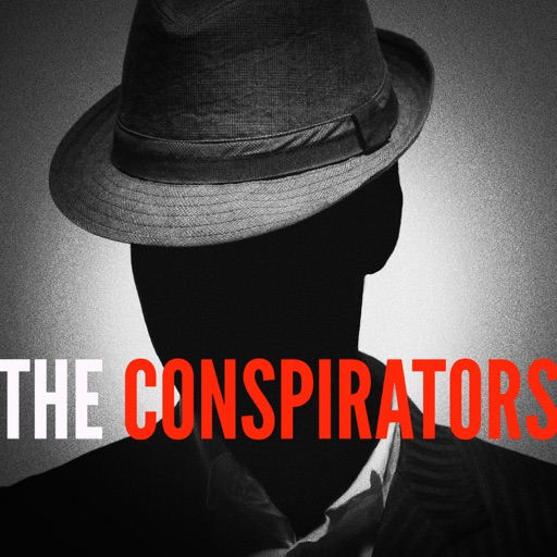 Cover image of The Conspirators Podcast