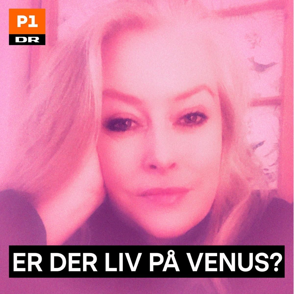 Er der liv på Venus?