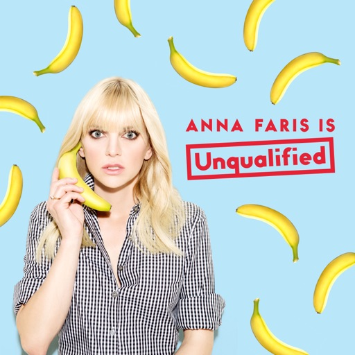 Cover image of Anna Faris Is Unqualified