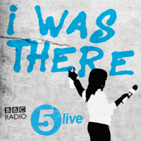 Podcast cover art for I Was There