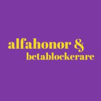 Alfahonor & Betablockerare podcast