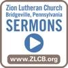 Sermons from Zion Lutheran Church artwork