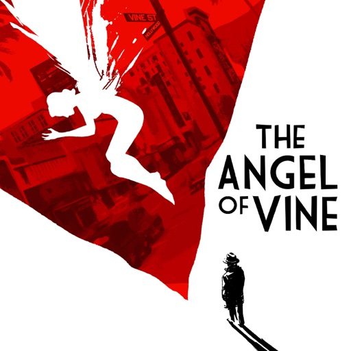 Cover image of The Angel of Vine