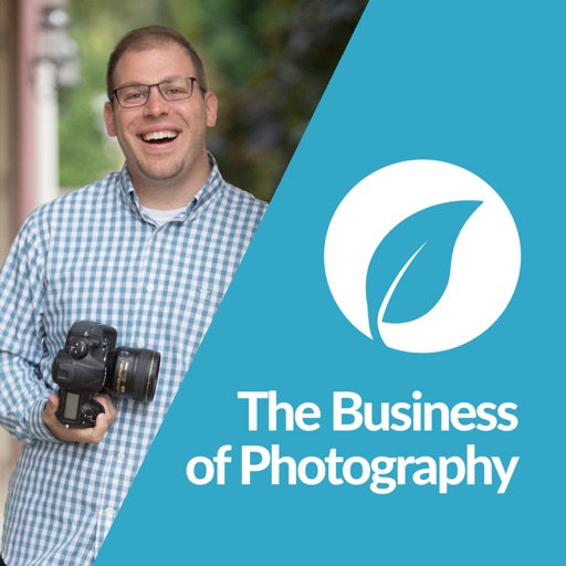 Cover image of The Business of Photography Podcast, powered by Sprout Studio