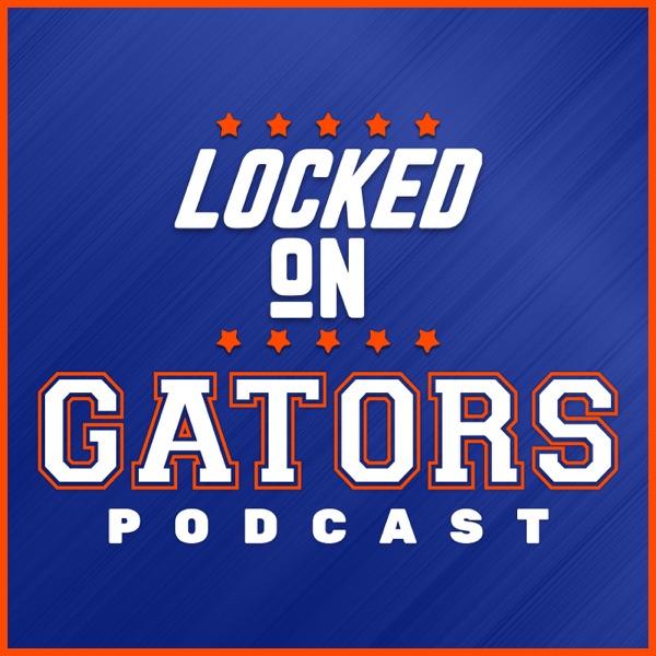 Locked On Gators - Daily Podcast On Florida Gators Football & Basketball logo