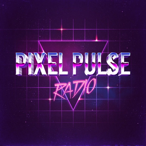 Cover image of Pixel Pulse Radio