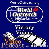 Jason Peebles - These Victory Videos are designed to strengthen believers and leaders worldwide. podcast