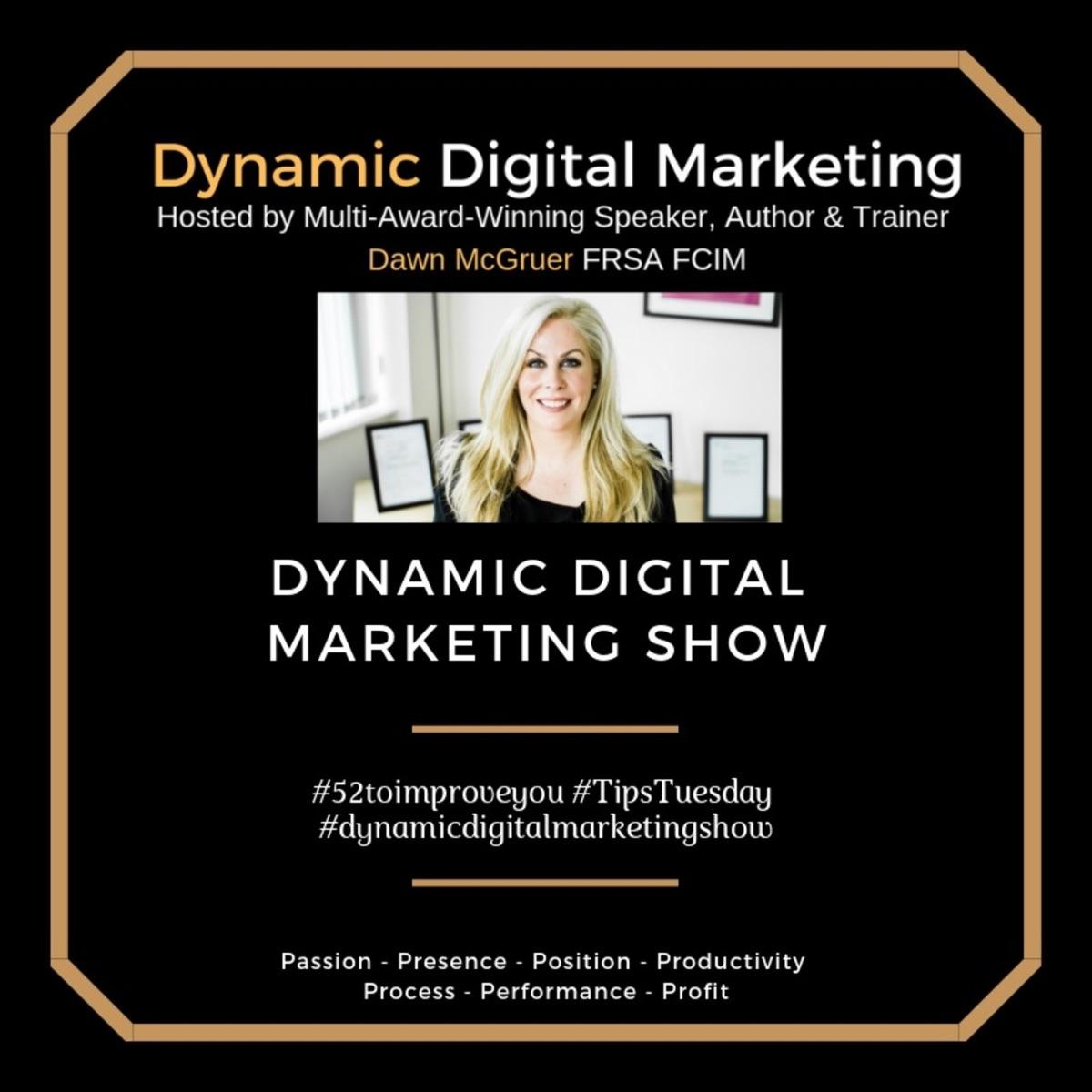 Dynamic Digital Marketing Show