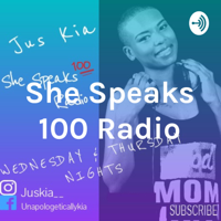 She Speaks 100 Radio podcast