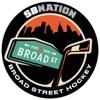 Broad Street Hockey: for Philadelphia Flyers fans artwork