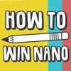 How To Win NaNo: A Writing Podcast artwork