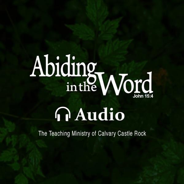 Calvary Castle Rock - Audio