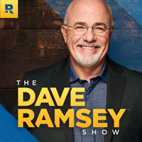 Podcast cover art for The Dave Ramsey Show