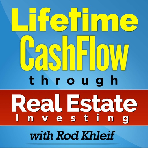 Cover image of Lifetime Cash Flow Through Real Estate Investing