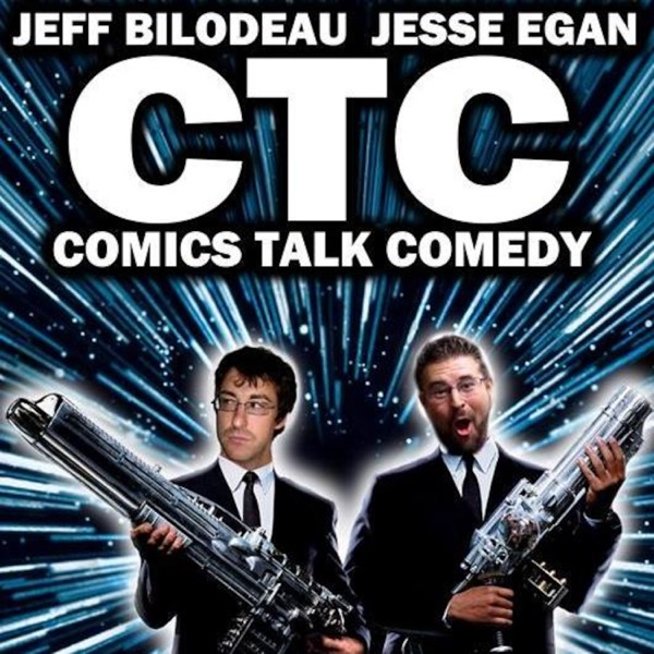 Comics Talk Comedy