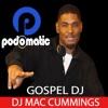 DJ Mac Cummings Inspirational Gospel Remixes artwork