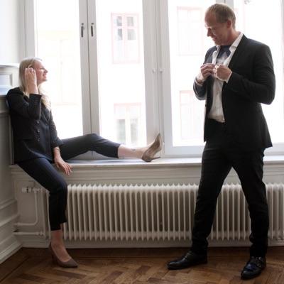 Outsiders med Syding & Svahn:Anna Svahn Karl-Mikael Syding
