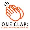 One Clap Speech and Debate Podcast artwork