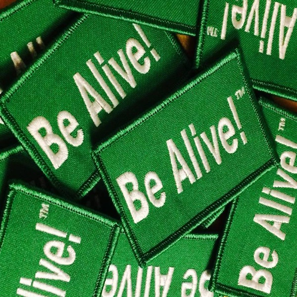 Be Alive Podcast