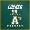 Locked On A's - Daily Podcast On The Oakland Athletics artwork