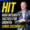 HIT: High Intensity Tactics for Growth with Chris Cicchinelli artwork