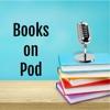Books on Pod with Trey Elling artwork
