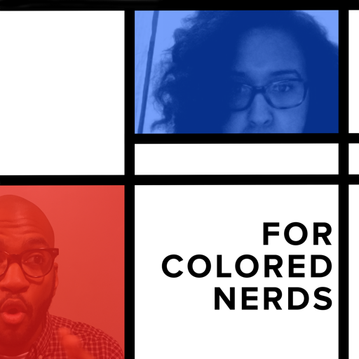Cover image of For Colored Nerds
