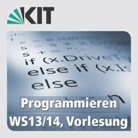 Programmieren, WS13/14, Vorlesung podcast