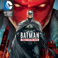 DC-CAST - экранизации комиксов DC podcast