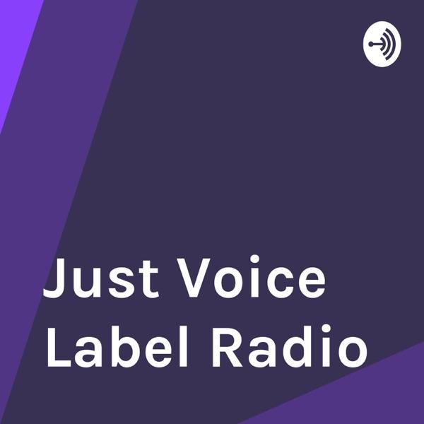 Just Voice Label Radio